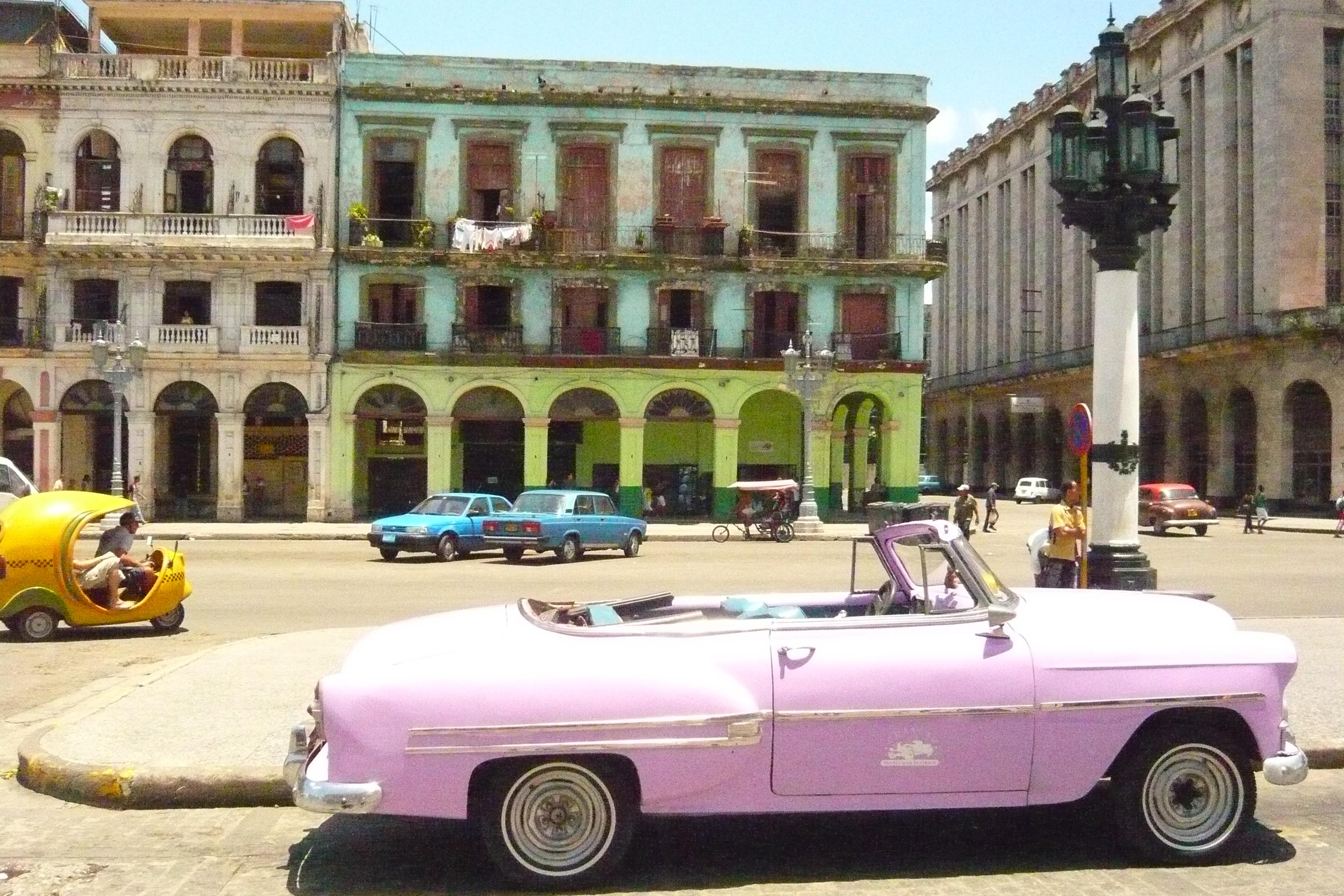 Voyage Attitude La Havane