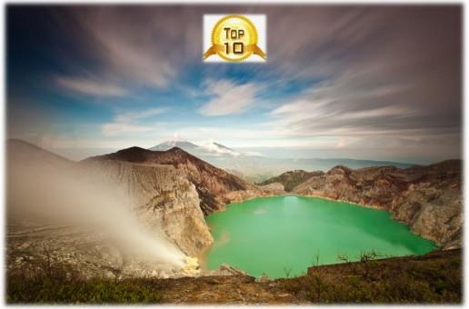 10 lieux qu'il faut voir dans sa vie