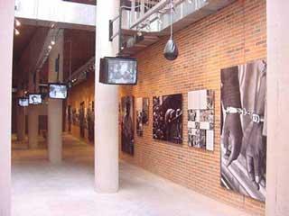 voyageur-attitude Apartheid Museum