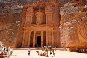 top 10 monuments du monde Petra