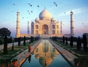top 10 monuments du monde taj mahal