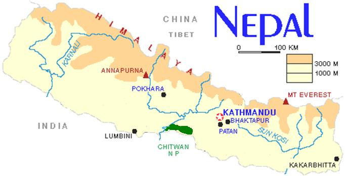 voyageur-attitude   map nepal