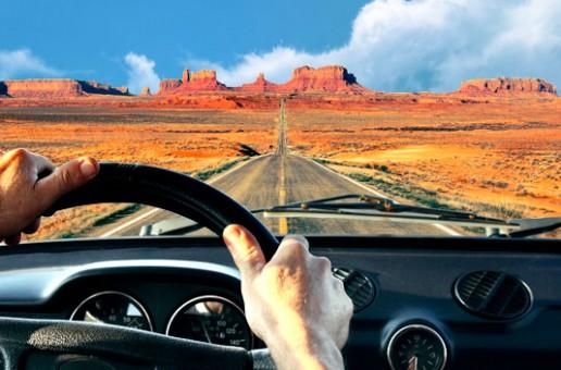Road trip dans l'Ouest Américain