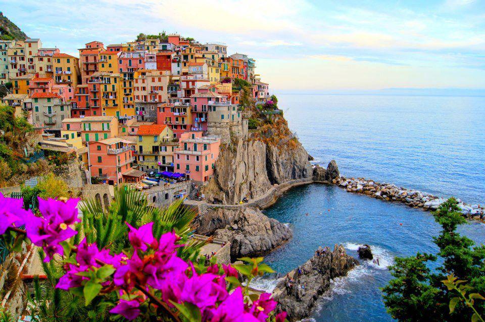 Voyageur Attitude Cinque Terre, Italie