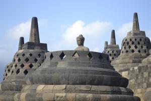 Voyageur Attitude Borobudur
