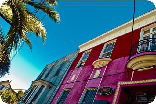 Voyageur Attitude Casas de Valparaiso
