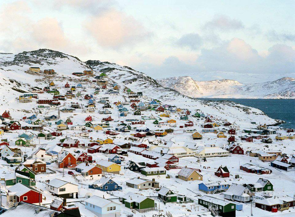 Qaqortoq, Groenland