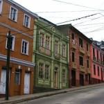 Voyageur Attitude rue de Valparaiso