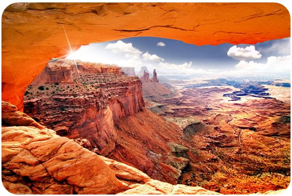 Canyon ouest américain
