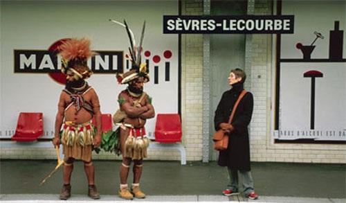 Voyageur Attitude  papouasie