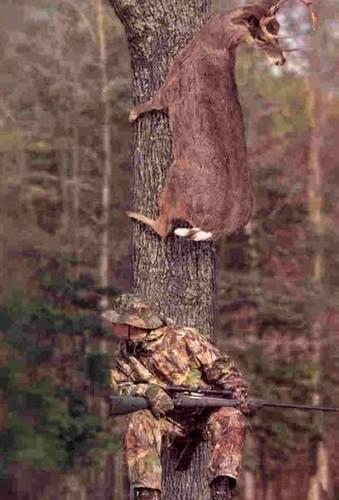 le plus mauvais chasseur