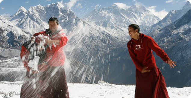 voyageur attitude  nepal