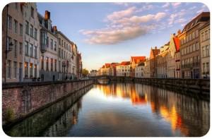Bruges voyageur attitude