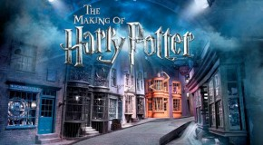 Visitez les studios Harry Potter !