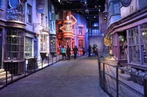 harry potter studio   voyageur attitude