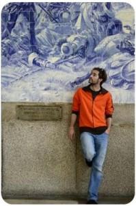 azulejos Porto voyageur-attitude