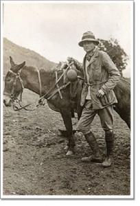 Hiram Bingham voyageur attitude