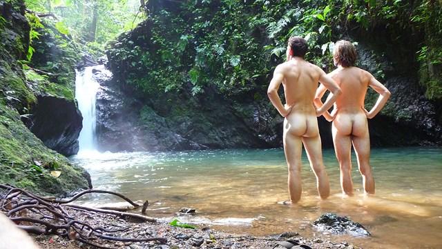Corcovado Costa Rica voyageur attitude