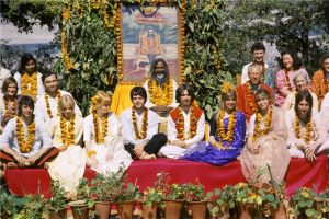 beatles en Inde