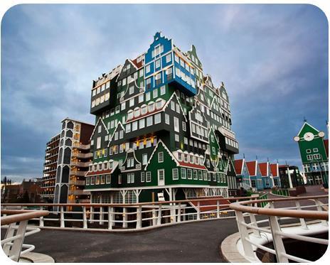 hôtel Inntel de Zaandam