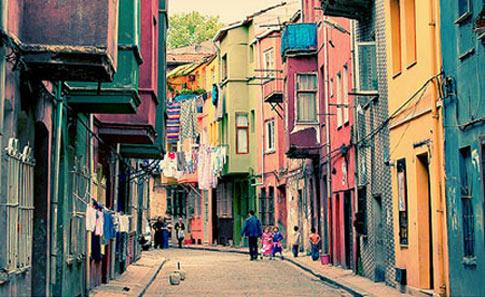 Quartier de Balat, Istambul