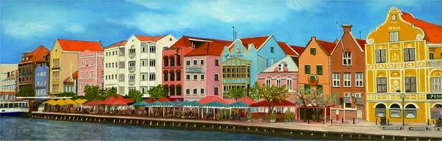 Willemstad Caracao blog voyage