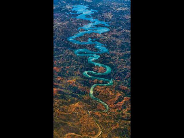Rivière du dragon bleu, Portugal