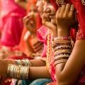 couleurs saris inde