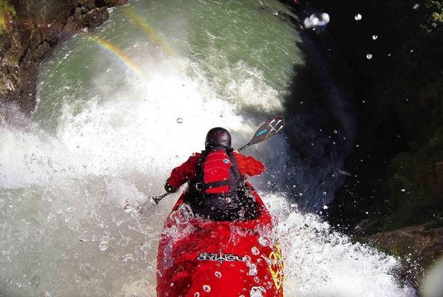 rafting gopro