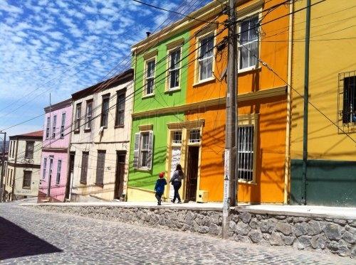 couleurs de valparaiso