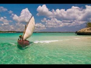 Mer d'emeraude Madagascar