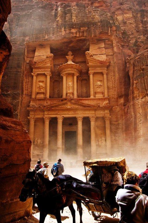 Petra blog voyage