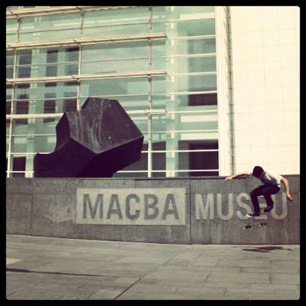macba barcelone blog voyage