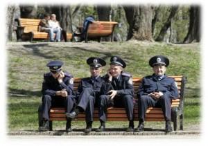 policiers ukraine