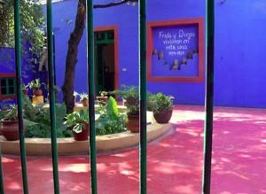 musee frida khalo mexico