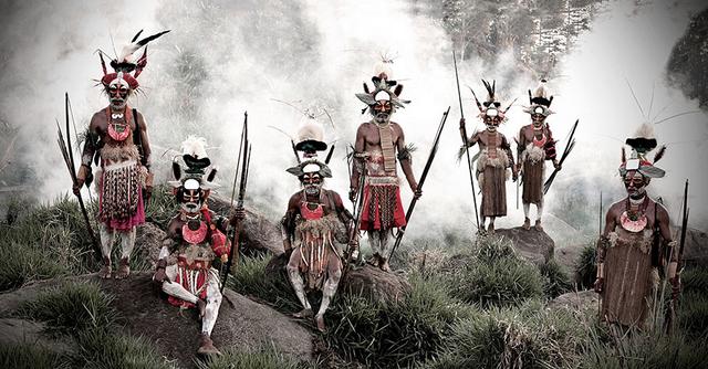 Tribu Goroka