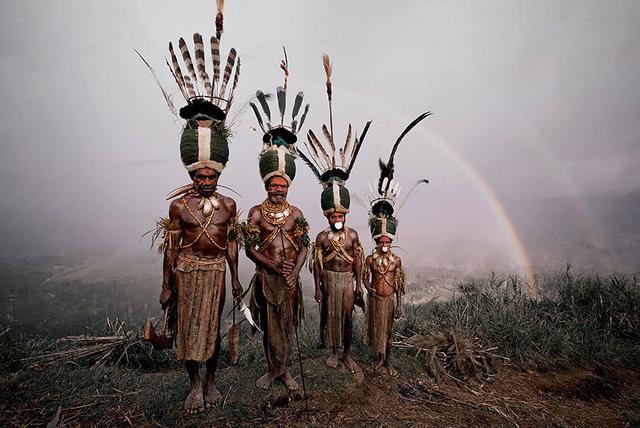 Tribu Kalam Nouvelle guinee