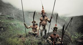 Les incroyables tribus de Nouvelle-Guinnée