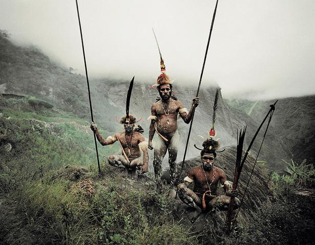 Tribu papouasie