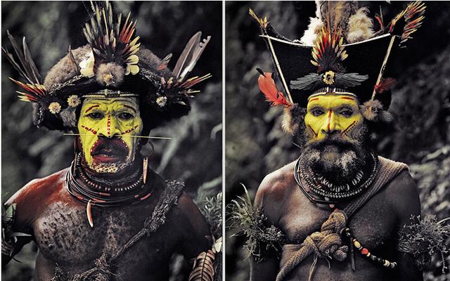 photo papouaise nouvelle guinee