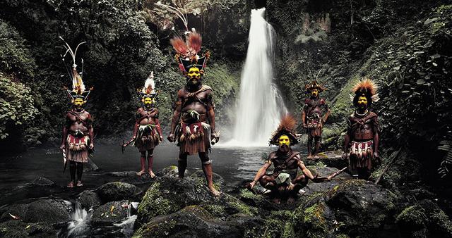 aborigenes papouasie