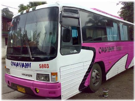 bus banaue manille