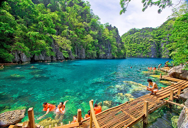 kayangan lake coron philippines blog
