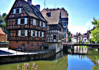 La-Petite-France-Strasbourg-
