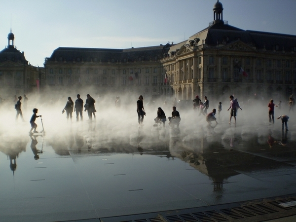Visites bordeaux for Miroir bordeaux