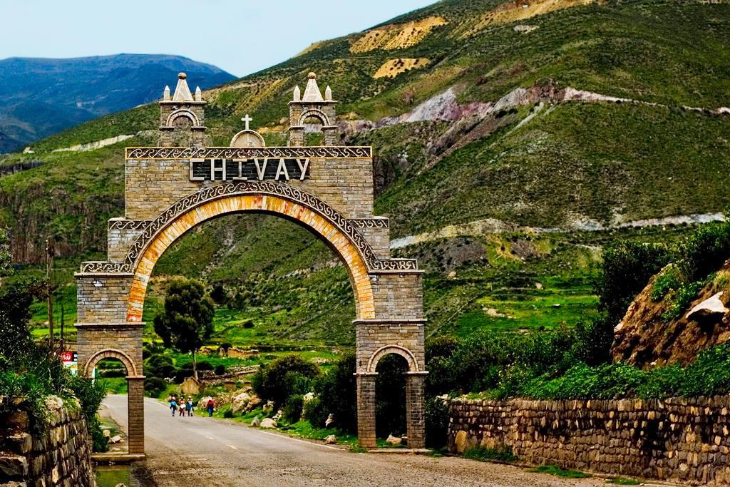 Chivay blog voyage perou