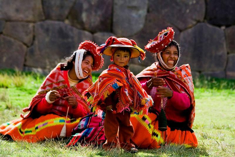 peruviennes typiques