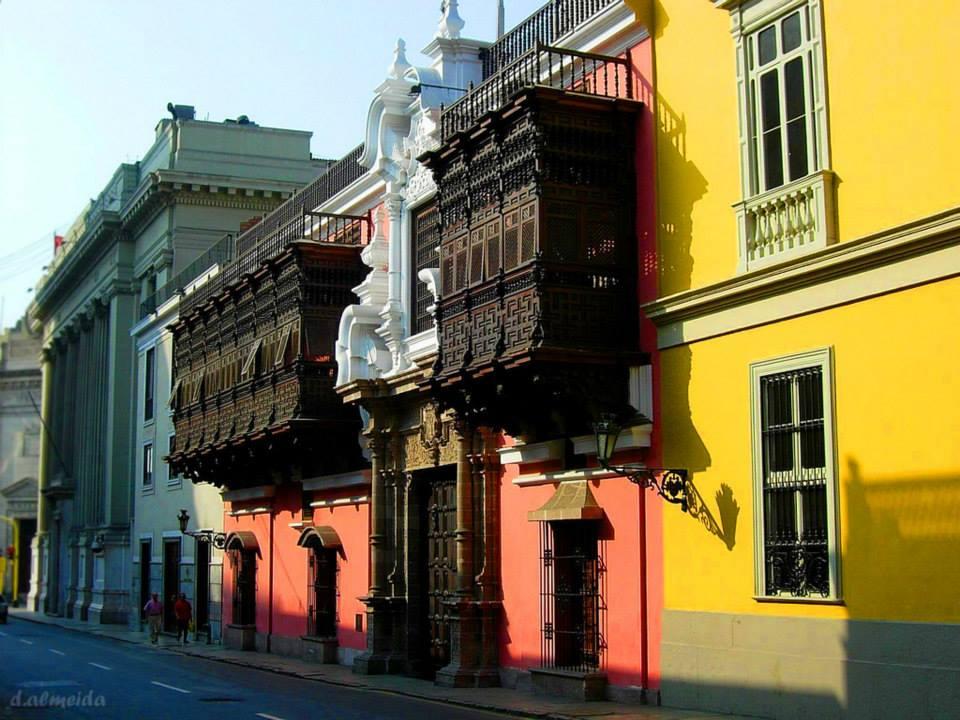 Lima blog voyage