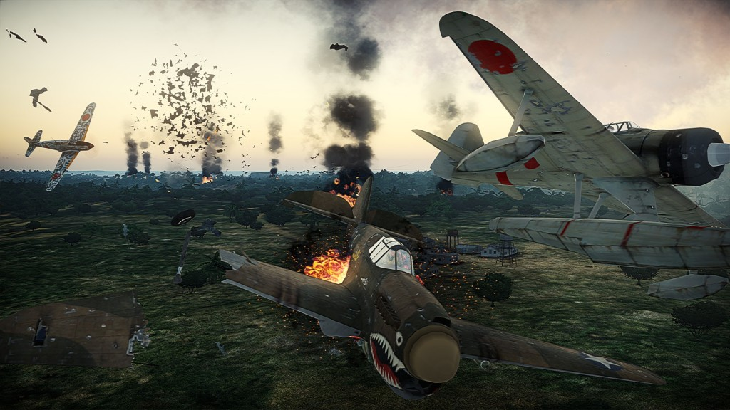 avions ecrases