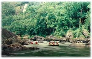 meilleurs rafting
